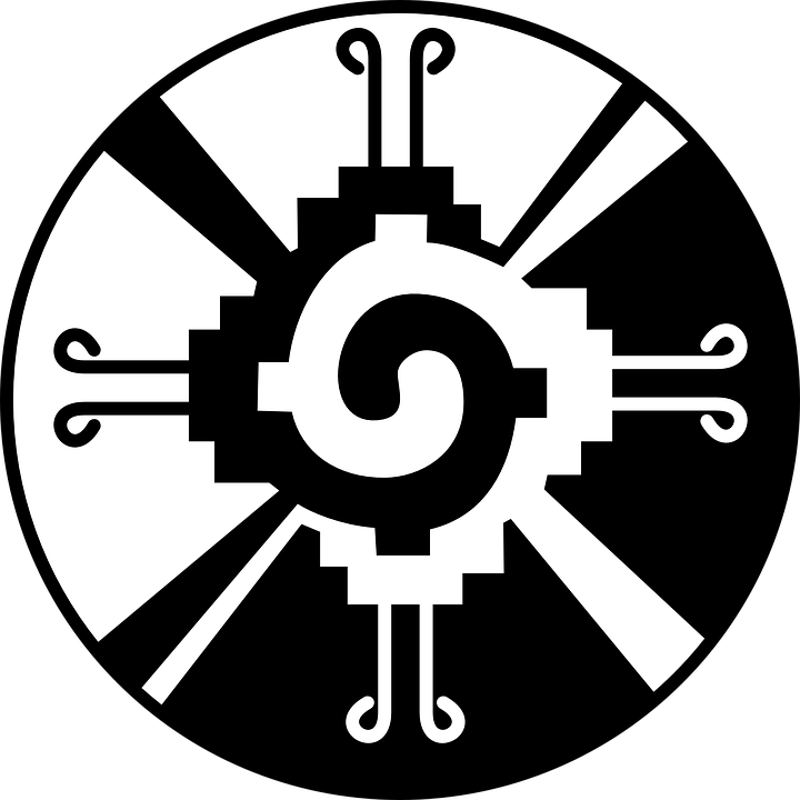Mexico, Aztec, Indians, Maya, Symbol
