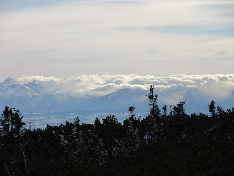 Tatry, Babia Top, Mountains, Slovakia, Mountain