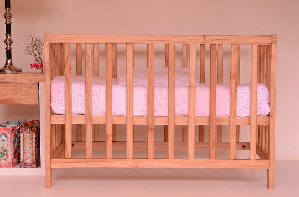 Crib, Baby Bed, Baby Cot, Cot, Bed, Infant Cot