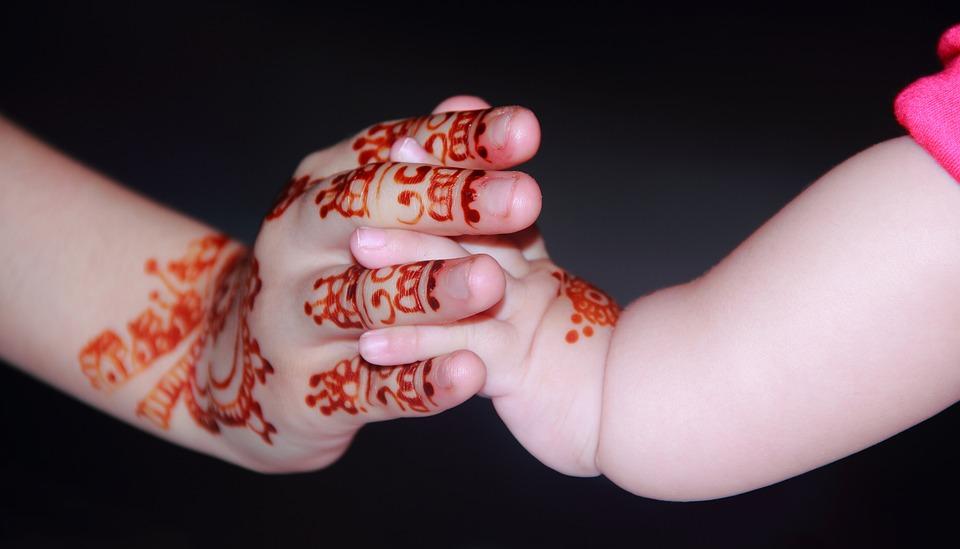 Hand, Desktop, Hand Art, Baby, Design, Play, Childhood