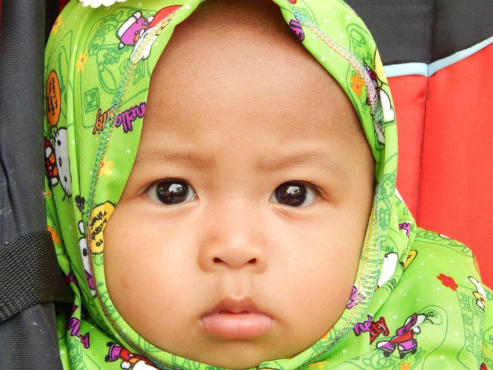 Kids, Baby, Face