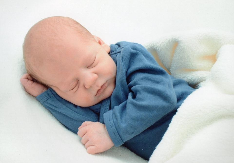 Baby, Grandson, Child, Infant, Sleep, Newborn
