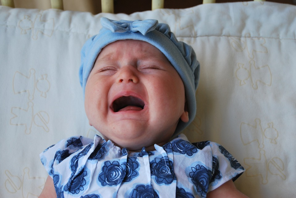 Baby, Crying, Child, Small, Grief, Sad