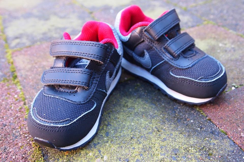 Nike, Baby Shoes, Shoe, Baby, Velcro