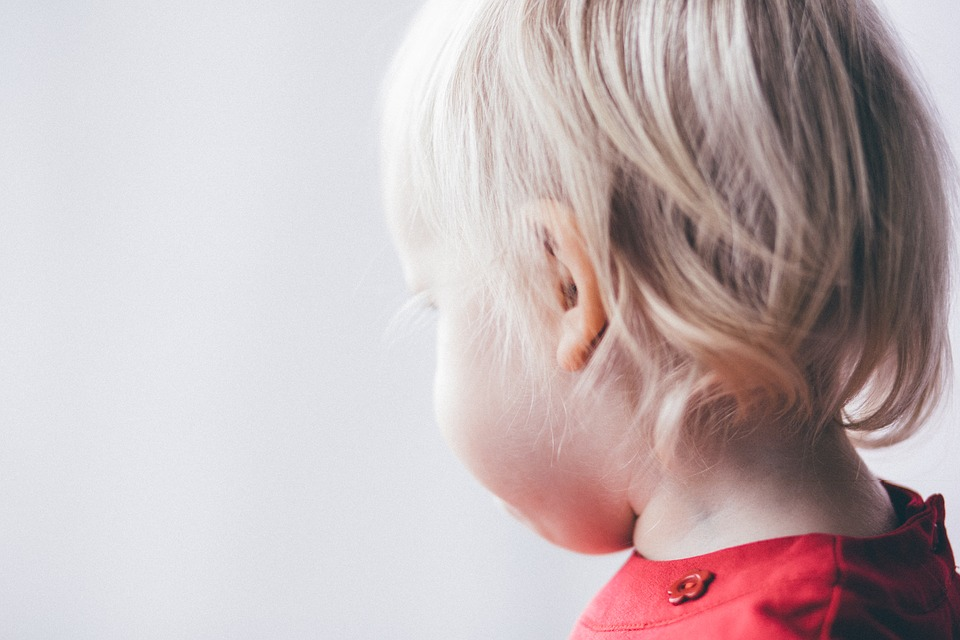 People, Anonymous, Baby, Back, Blonde, Cheek, Child