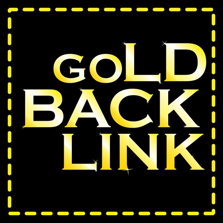 Back, Link, Gold
