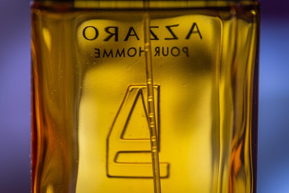 Macro, Perfume, Back, Mirrored, Fragrance, Close Up