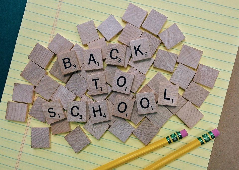 Back To School, School, Education, Pencil, Learn