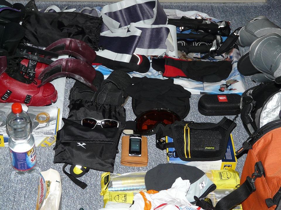 Ski Tour Equipment, Equipment, Backcountry Skiiing