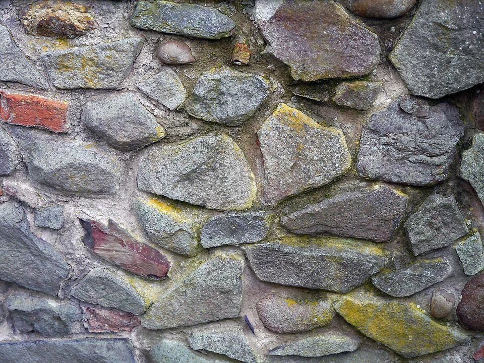 Rocks, Stones, Wall, Backdrop, Background, Natural