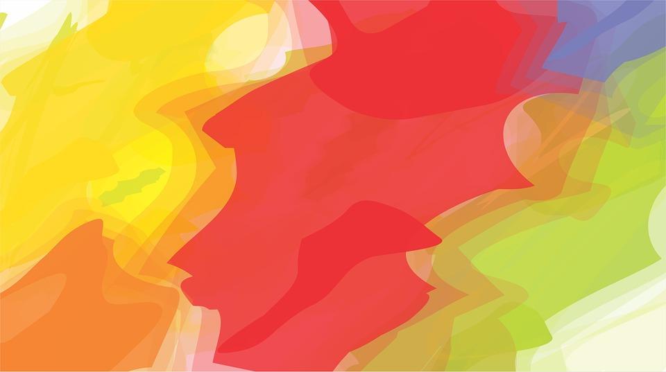 Background, Strokes, Colours, Paint, Arts