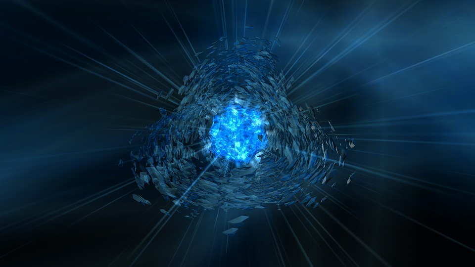 free photo background blue ice cold abstract explosion max pixel