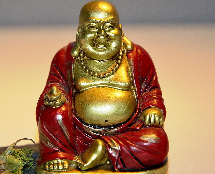 Background, Sculpture, Buddha, Statue, Stone Figure