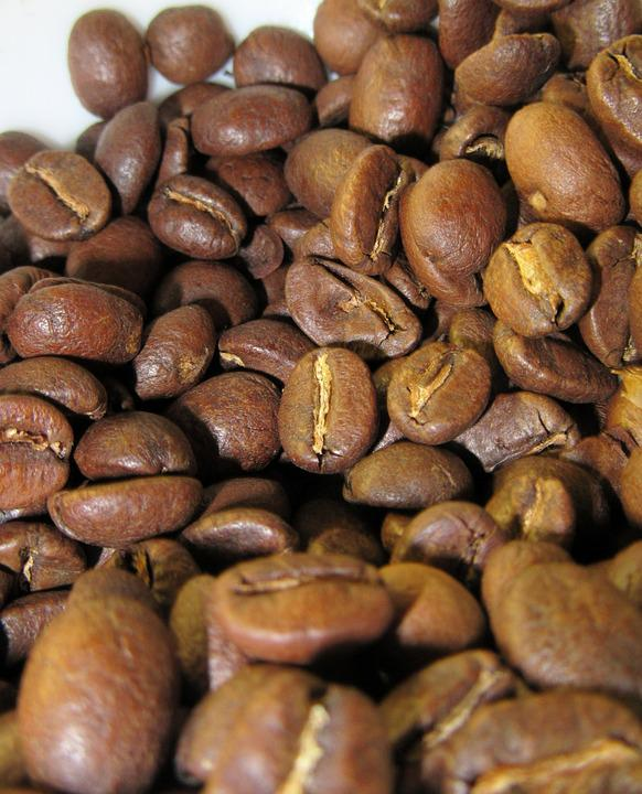Coffee, Coffee Beans, Background