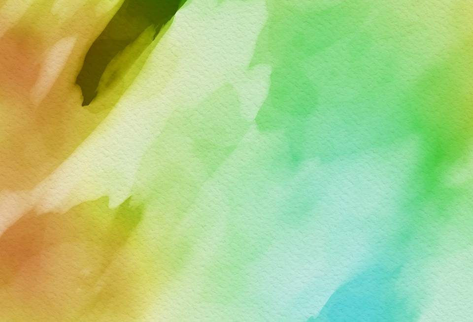 Abstract, Color, Watercolor, Watercolour, Background