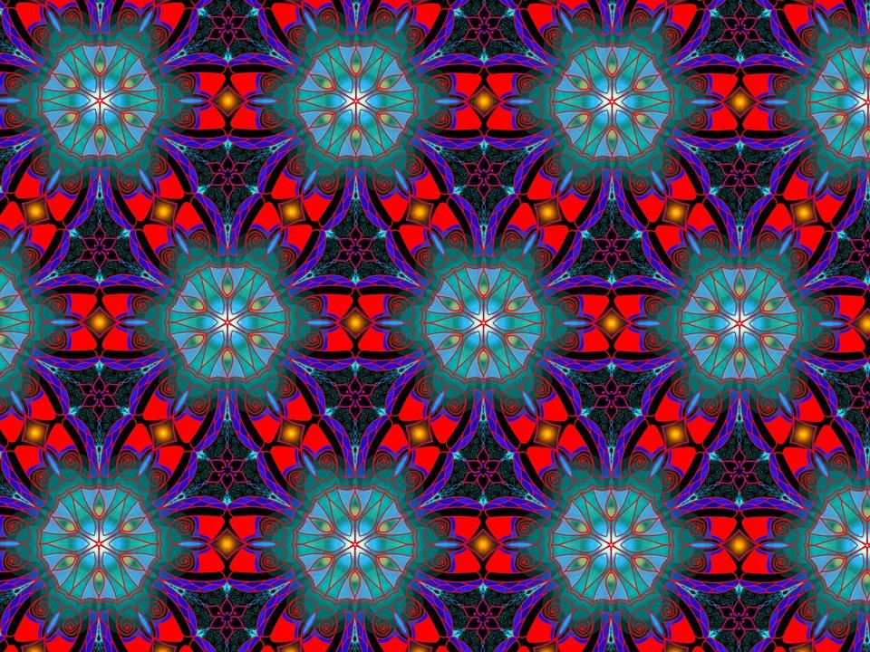 Ornament, Colorful, Background, Color, Design