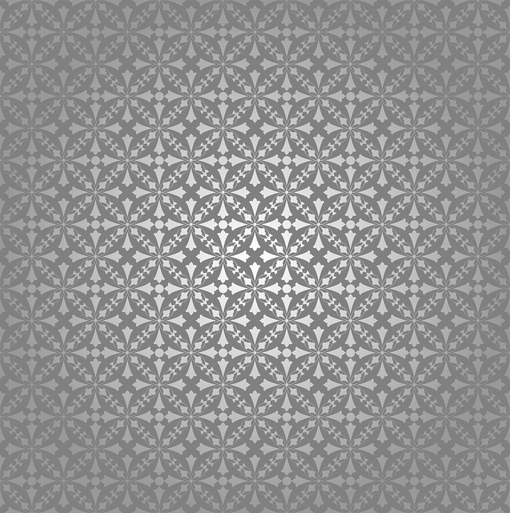 Background, Seamless, Gray, Ornament, Pattern, Drawing