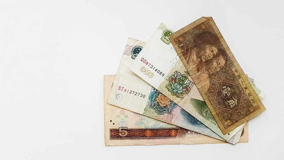 Money, Desktop, White, Background, Finances, Business