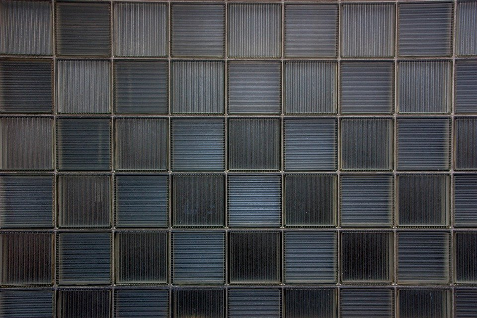 Background, Glass Tiles, Square, Pattern, Texture