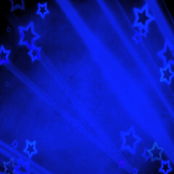 Background, Blue, Abstract, Star, Background Image