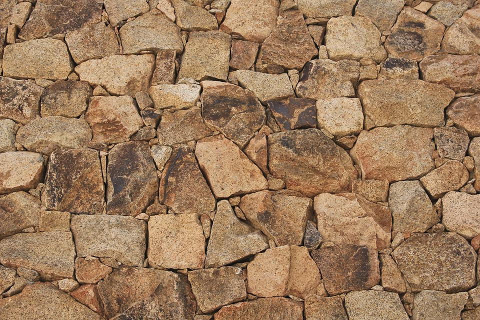 Wall, Stones, Joints, Background, Texture, Stone Wall