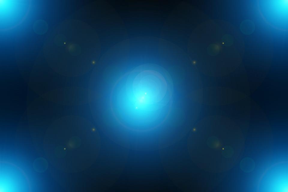 Background, Light, Lichtreflex, Lights, Abstract