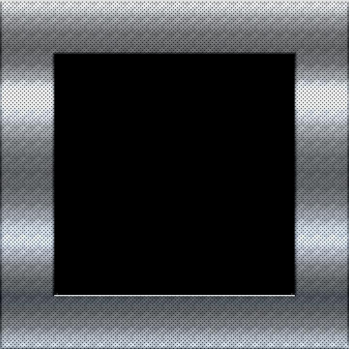 Background, Frame, Metal, Scrapbooking, Texture