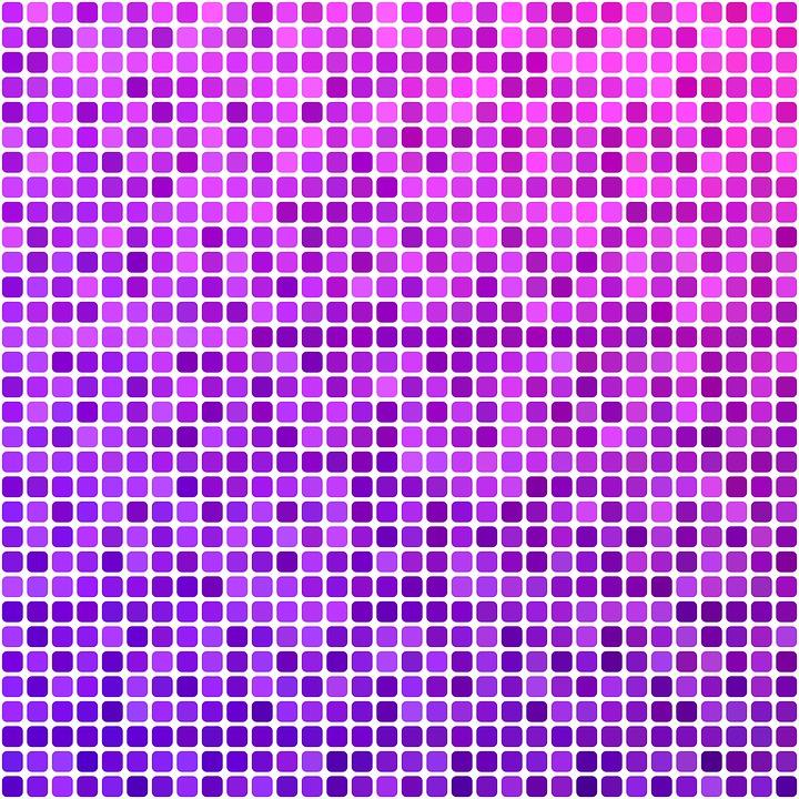 Square, Mosaic, Background, Geometric, Modern