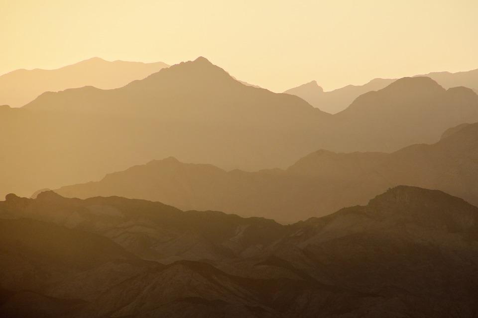 Mountains, Mountainous, Layer, Wallpaper, Background
