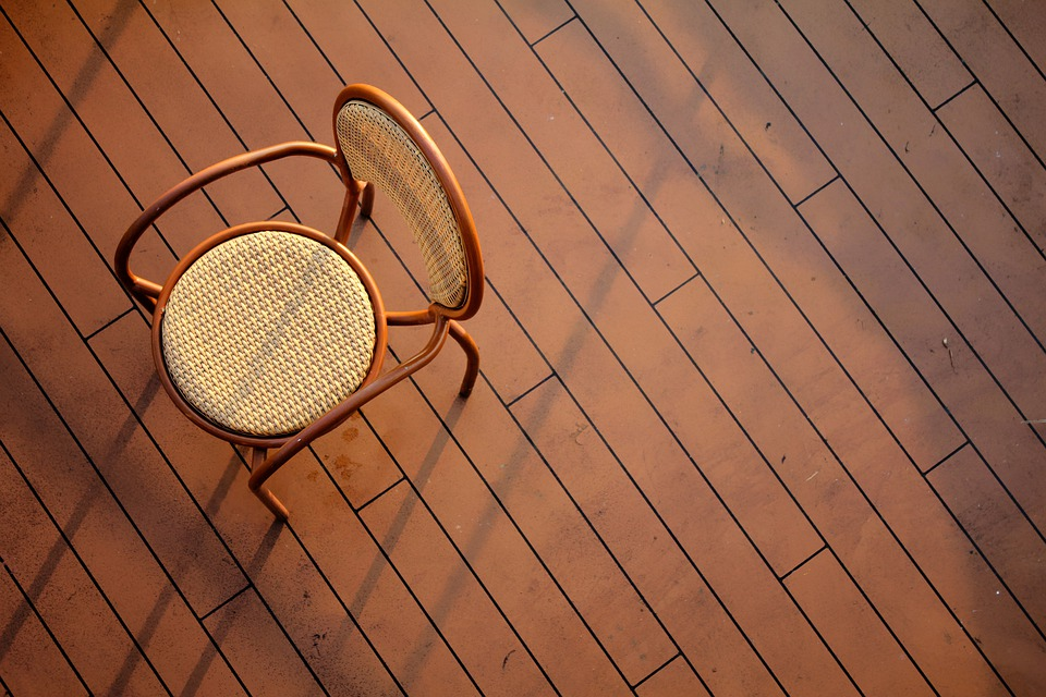 Chair, Relax, Parquet, Wood Panels, Wood, Background