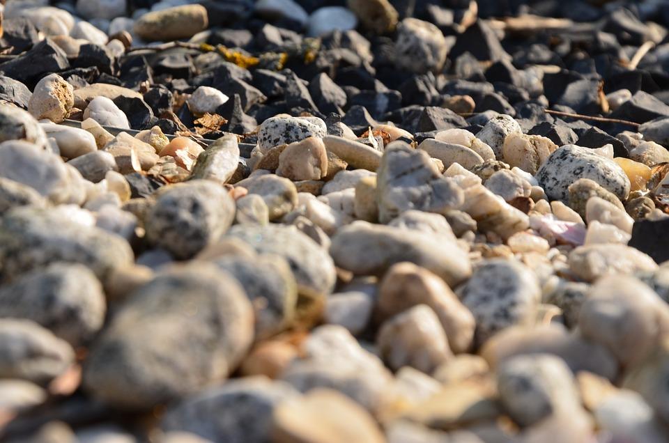 Stones, Background, Structure, Grey, Pebble