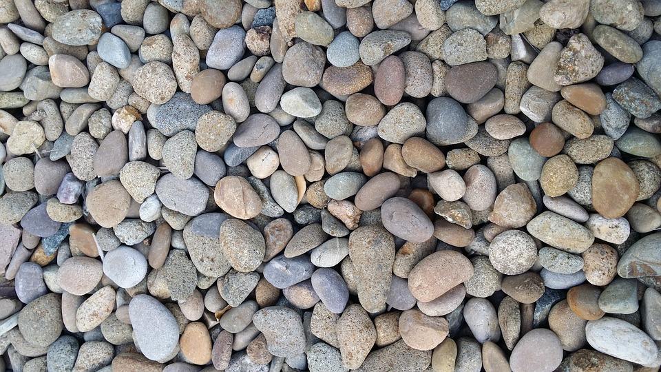 Pebbles, Background, Stone, Stone Background, Texture