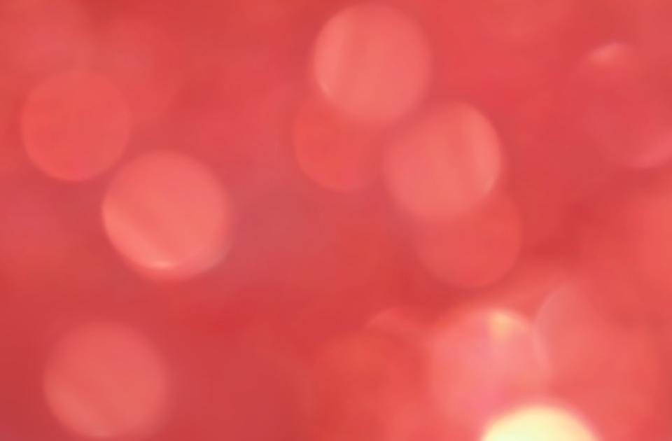 Red, Bokeh, Background, Blur