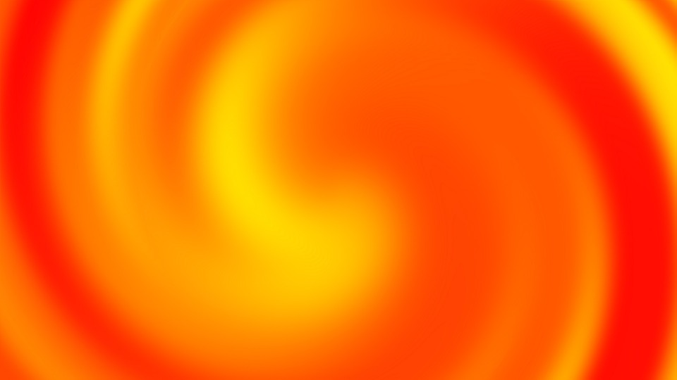 Swirl, Background, Warm, Colours, Red, Yellow, Orange