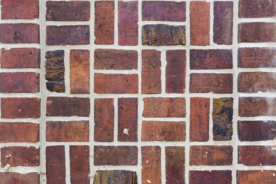 Brick, Wall, Background, Brick Wall, Red, Construction