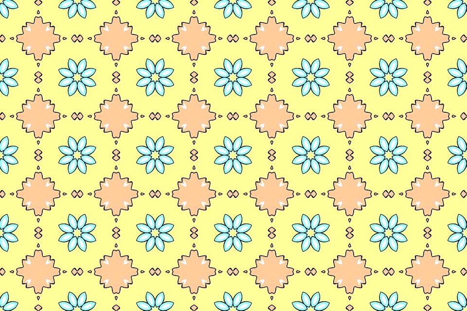 Vintage, Retro, Wallpaper, Pattern, Background, Texture