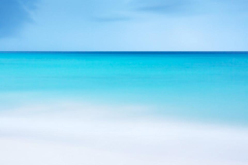 Blue, Summer, Sea, Ocean, Background, Beach, Beautiful