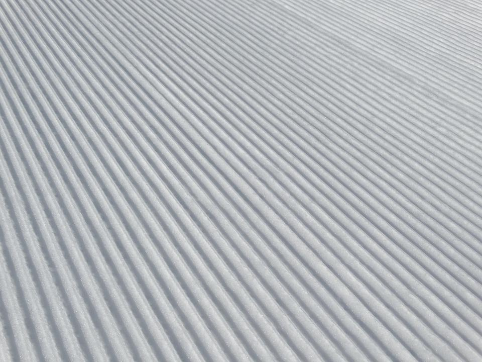 Pattern, Structure, Snow Tracks, Background, Texture