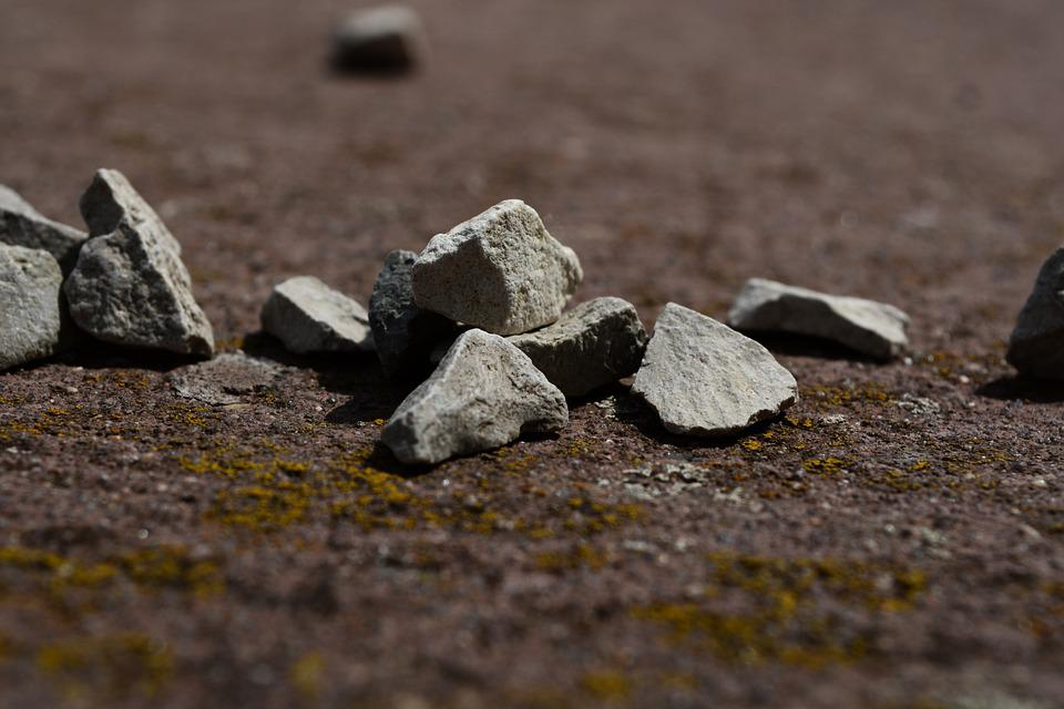 Stones, Close Up, Gravel Stones, Therapy, Background