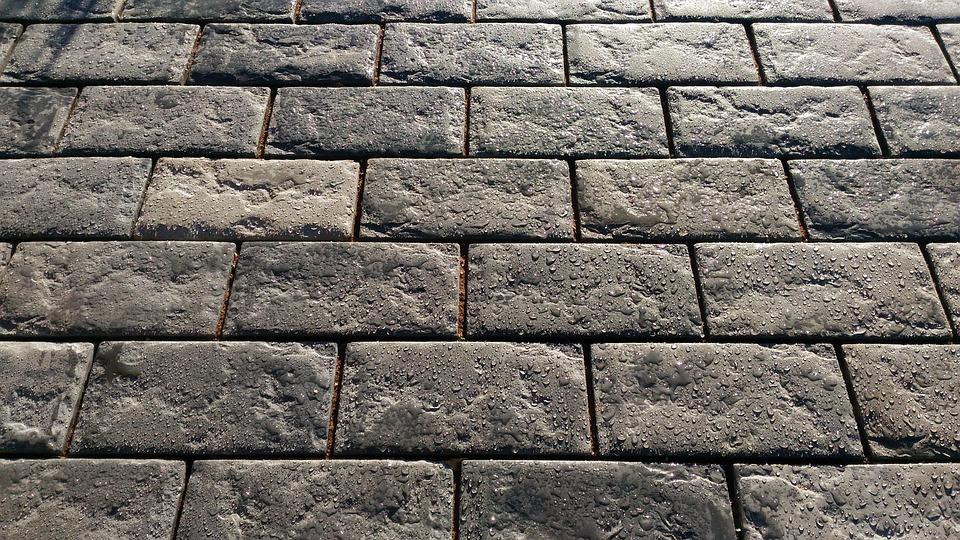 Stone, Template, Background, Brick, Uneven, Concrete