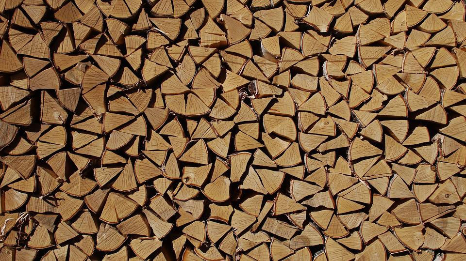 Template, Abstract, Texture, Background, Tree, Firewood