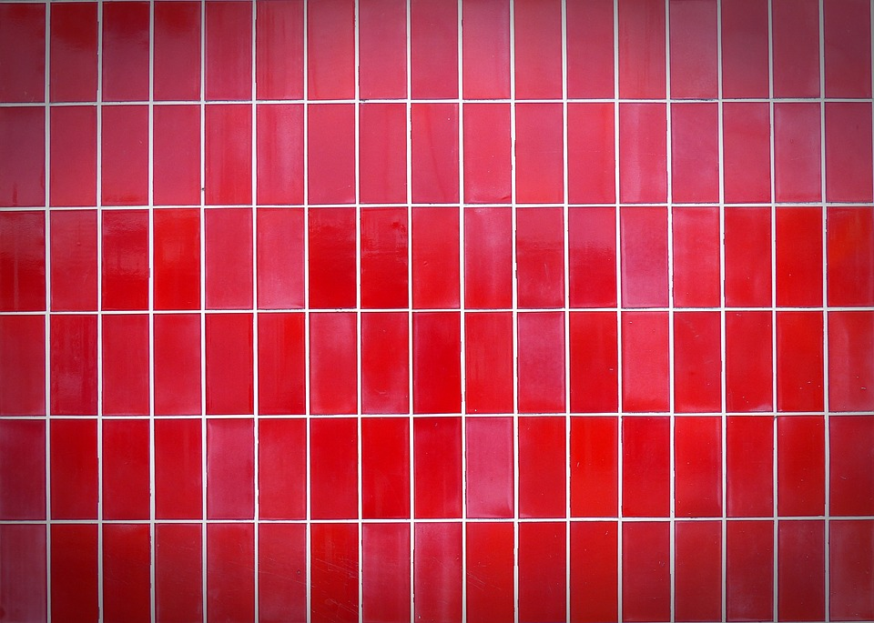 Free photo Background Tile Tiles Wall Texture Pattern Red - Max Pixel
