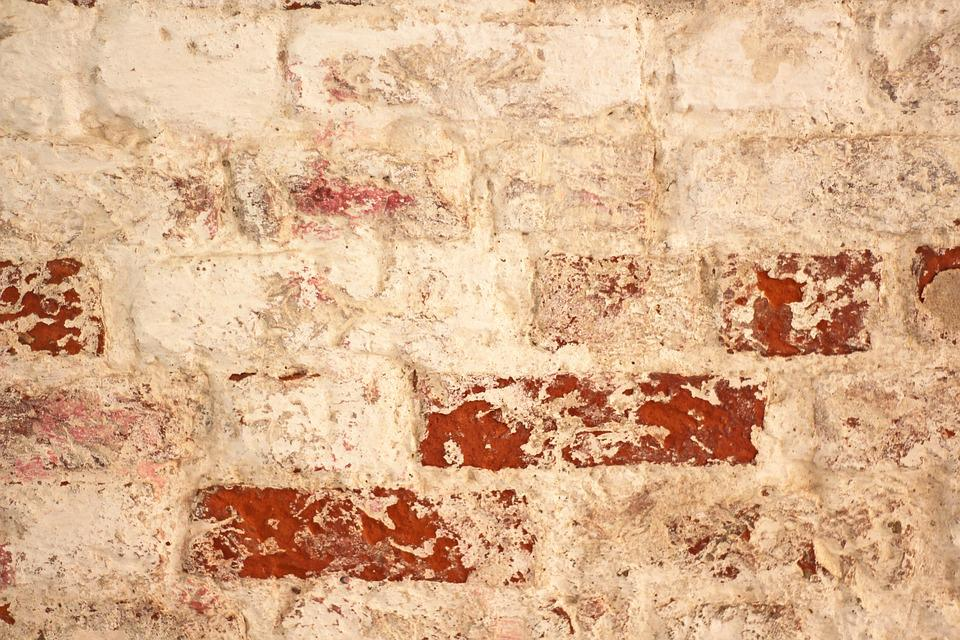Background, Wall, Lime Paint, Historical Wall, Stone