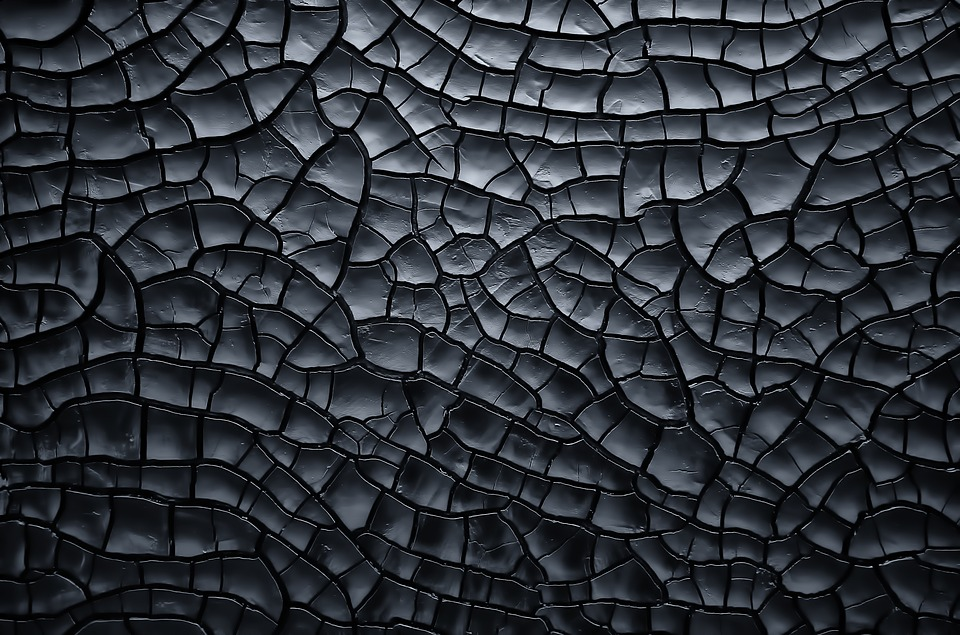 Texture Black Background Structure Wall Pattern
