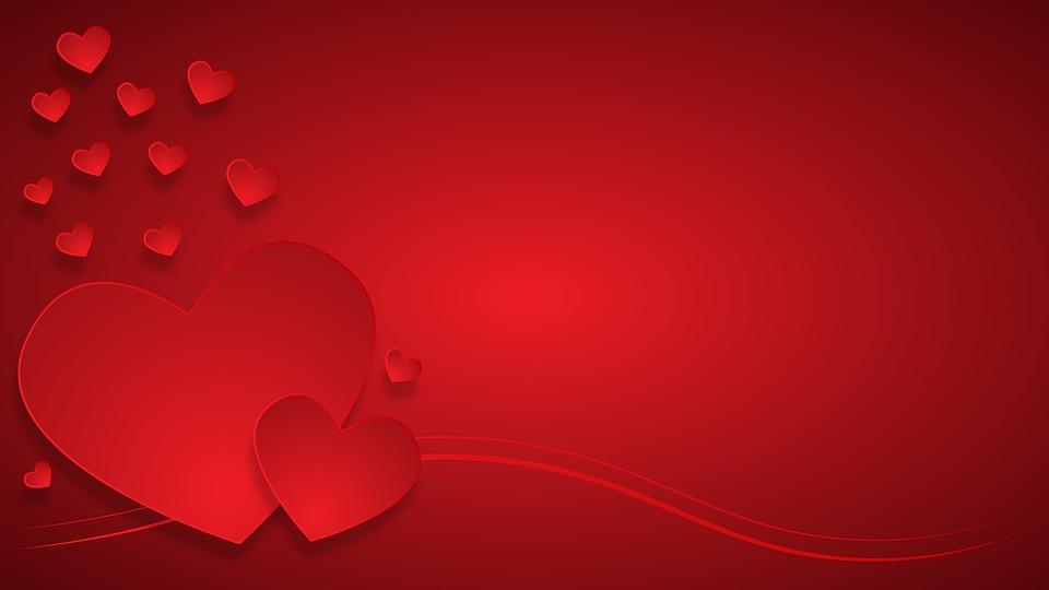 Frame, Heart, Wallpaper, Background, Love Heart