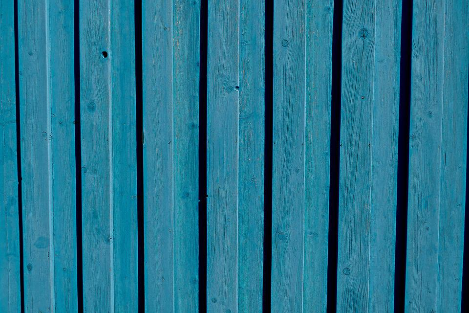 Blue, Wood, Wooden Wall, Wooden Panels, Background