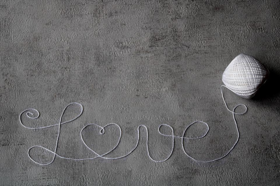 Love, Wool, Romantic, Romance, Background, Feelings