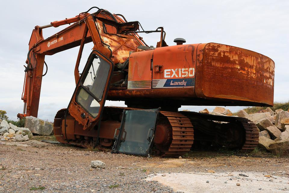 Excavators, Blade, Construction Machine, Backhoe Bucket