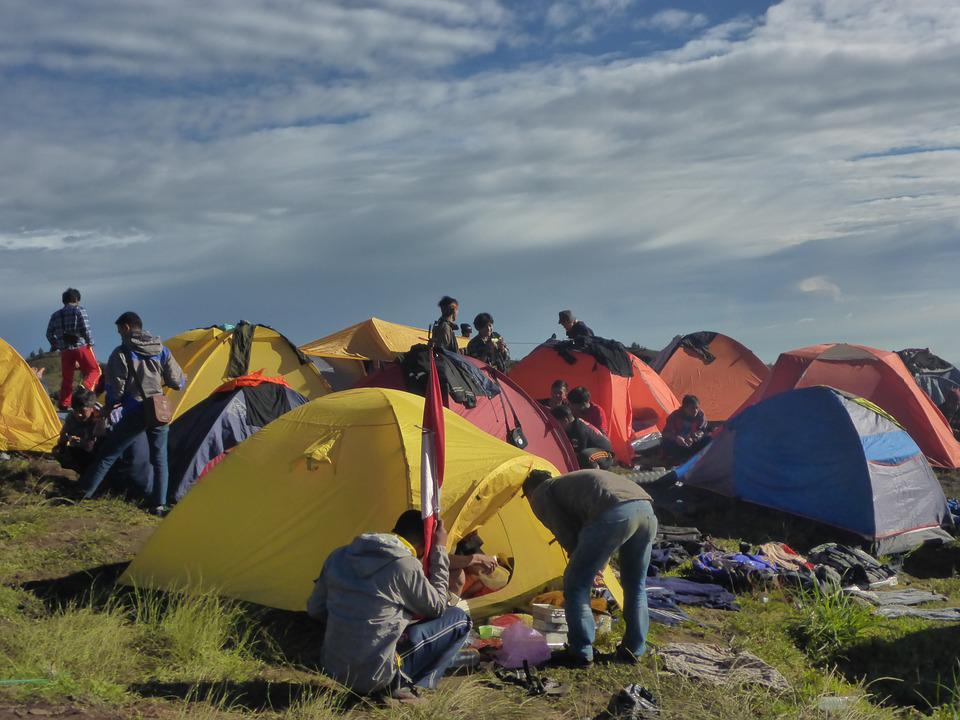Camp, Doom, Camping, Hiking, Backpacking, Family
