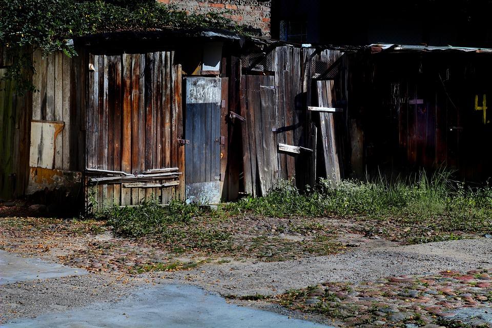 The Old Cells, Boards, Basements, Backyard, Warts